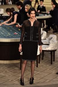 Coleção de alta-costura outono-inverno 2015 da Chanel