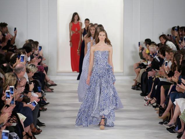 Ralph Lauren - Runway - Spring 2016 New York Fashion Week: The Shows
