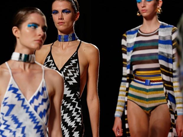 Missoni - Runway - Milan Fashion Week SS16