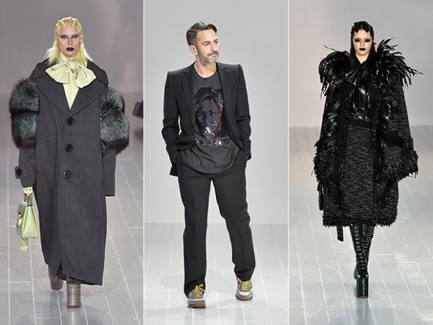 Lady Gaga, Marc Jacobs e Kendall Jenner encerram em grande estilo a NYFW