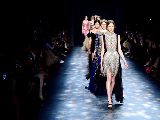 Marchesa - Runway - Fall 2016 New York Fashion Week: The Shows