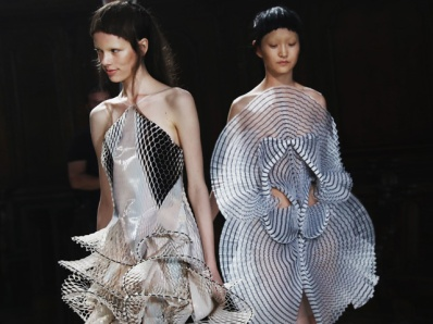 Iris Van Herpen : Runway - Paris Fashion Week - Haute Couture Fall/Winter 2016-2017