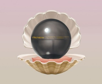 Já o Renew Ultimate Supreme da Avon tem pérolas negras (R$ 124,99)