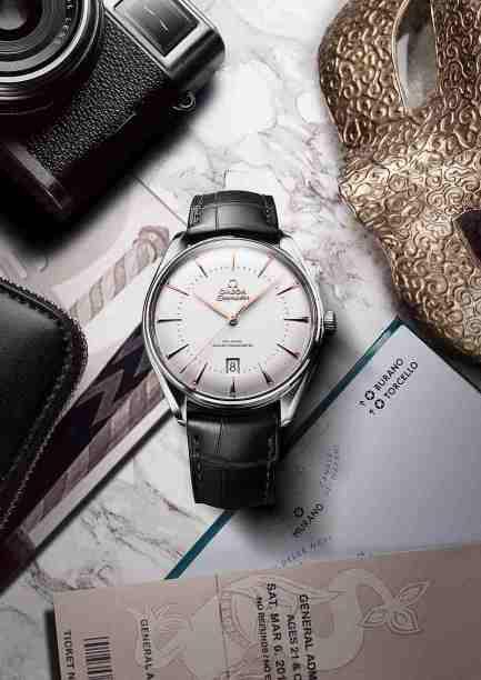 """a016c5cc34c A Omega revelou recentemente a sua nova coleção de relógios Seamaster  """"Edizione Venezia"""""""