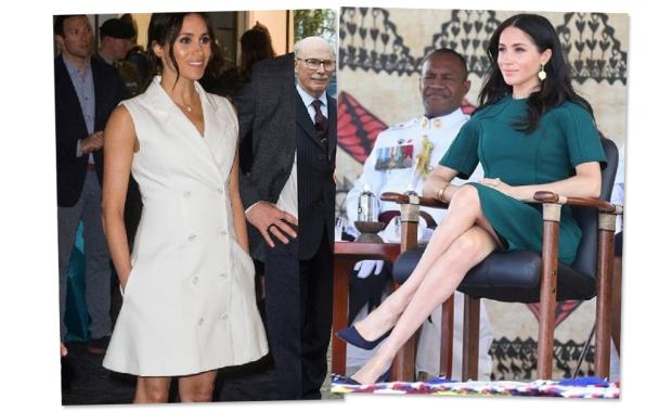bf8bf2d36fc As mulheres da família real britânica têm como protocolo se vestir de forma  conservadora